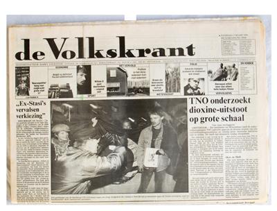 Volkskrant Archief Oude Originele Kranten